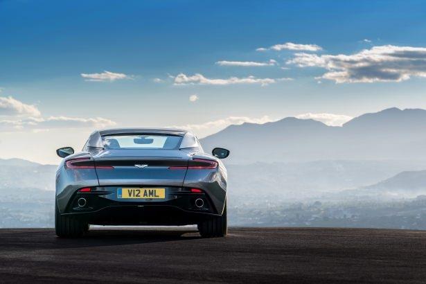 Aston Martin DB11 Türkiye'ye geliyor 15
