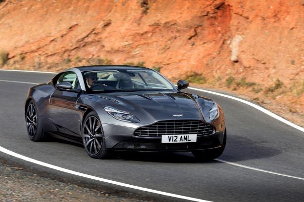 Aston Martin DB11 Türkiye'ye geliyor 21