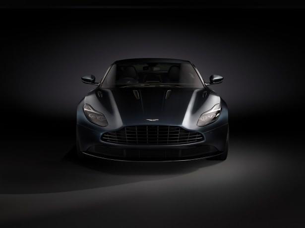 Aston Martin DB11 Türkiye'ye geliyor 25