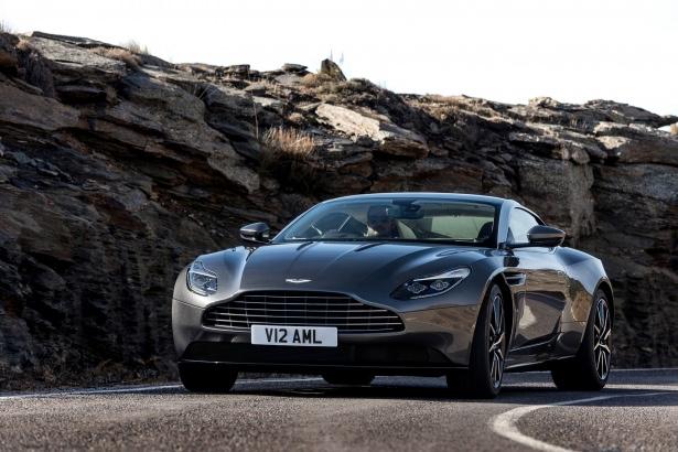 Aston Martin DB11 Türkiye'ye geliyor 26