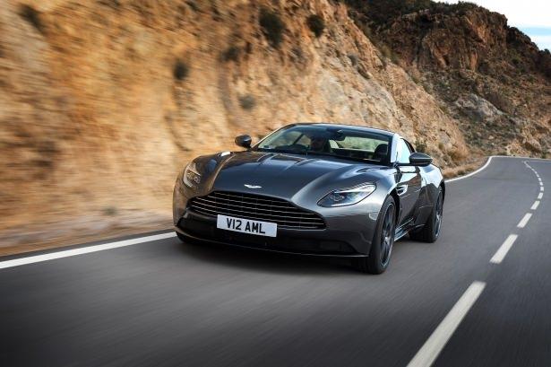Aston Martin DB11 Türkiye'ye geliyor 4