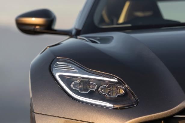 Aston Martin DB11 Türkiye'ye geliyor 9
