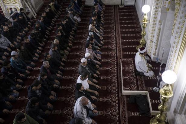Yüksekova'daki güvenlik güçlerinden Miraç duası 3