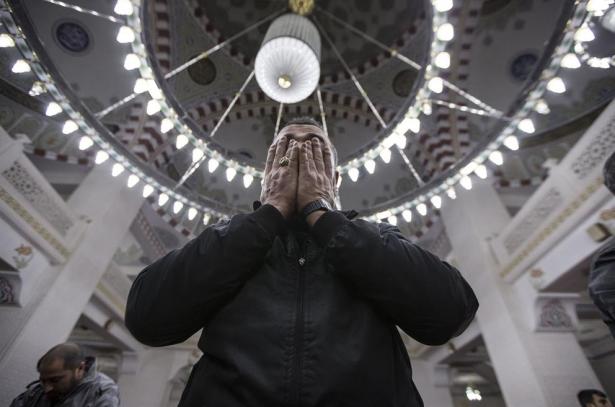 Yüksekova'daki güvenlik güçlerinden Miraç duası 6