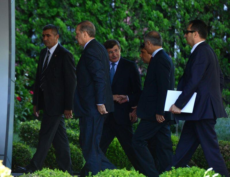 İki yol arkadaşı 'Erdoğan ve Davutoğlu' 20