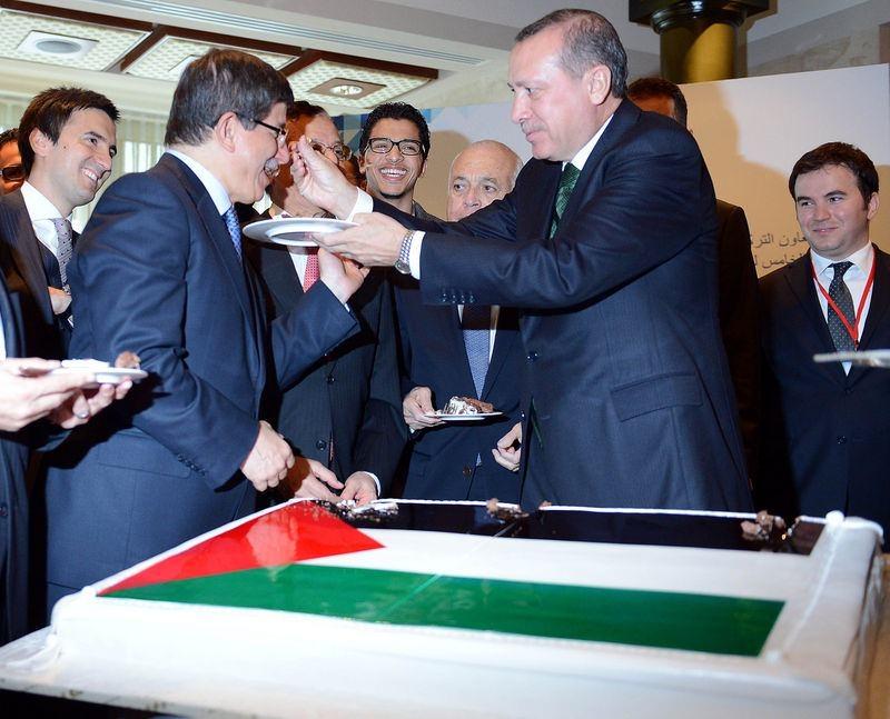 İki yol arkadaşı 'Erdoğan ve Davutoğlu' 4