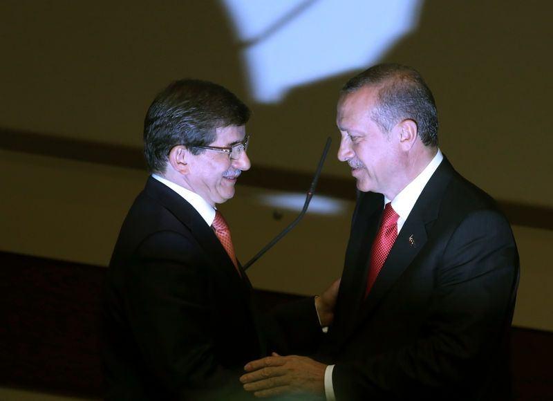İki yol arkadaşı 'Erdoğan ve Davutoğlu' 5