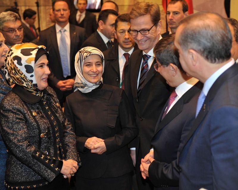 İki yol arkadaşı 'Erdoğan ve Davutoğlu' 7
