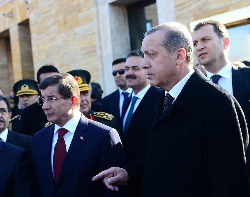 İki yol arkadaşı 'Erdoğan ve Davutoğlu' 8