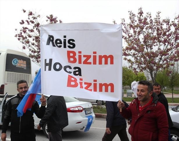 Sare Davutoğlu'ndan Konya'da dikkat çeken hareket 10