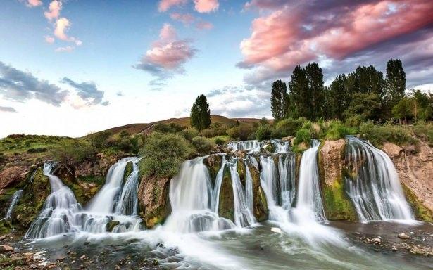 Türkiye'nin en güzel 10 şelalesi 11