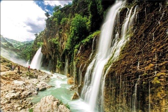 Türkiye'nin en güzel 10 şelalesi 3