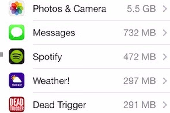 iPhone'unuzu hızlandırmanın yolları 3