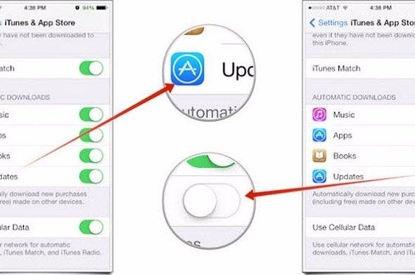iPhone'unuzu hızlandırmanın yolları 6