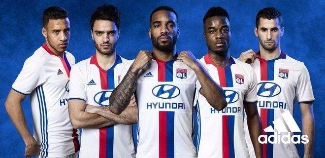 En büyük kulüplerinin 2016-17 sezon formaları 50
