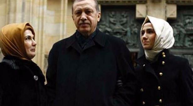 Sümeyye Erdoğan'ın mutlu günü 34