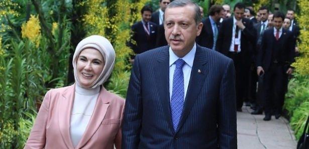 Sümeyye Erdoğan'ın mutlu günü 35