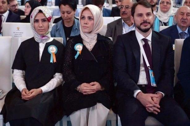 Sümeyye Erdoğan'ın mutlu günü 36