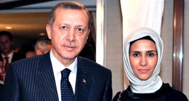 Sümeyye Erdoğan'ın mutlu günü 38