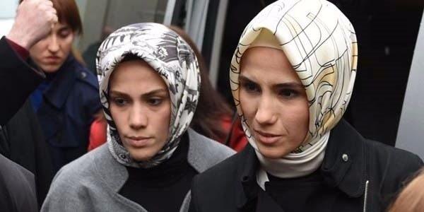 Sümeyye Erdoğan'ın mutlu günü 39