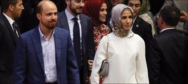 Sümeyye Erdoğan'ın mutlu günü 40