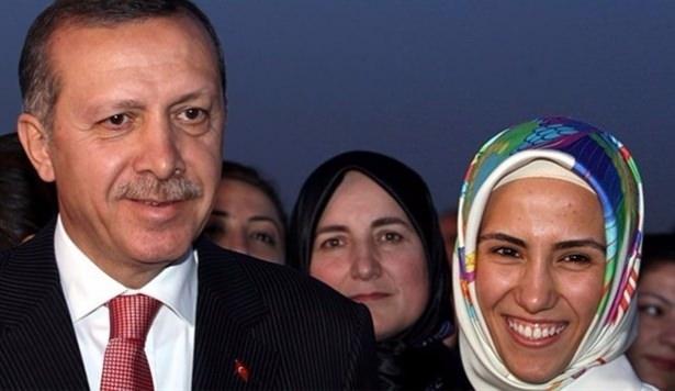 Sümeyye Erdoğan'ın mutlu günü 46