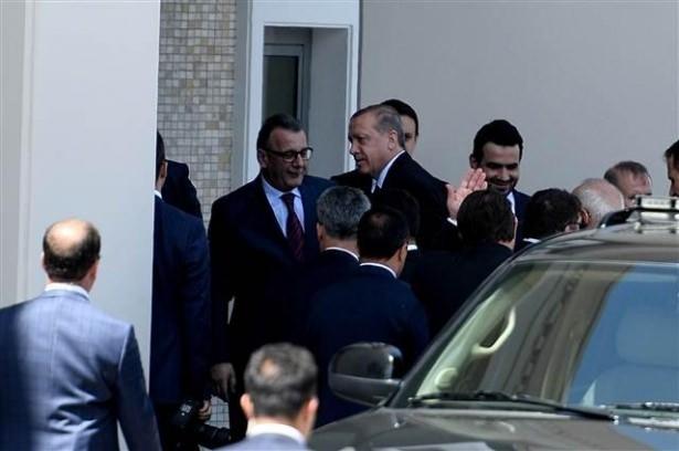 Sümeyye Erdoğan ve Selçuk Bayraktar'ın düğününden ilk kareler 16
