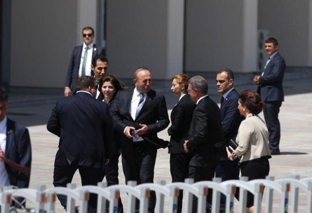 Sümeyye Erdoğan ve Selçuk Bayraktar'ın düğününden ilk kareler 21