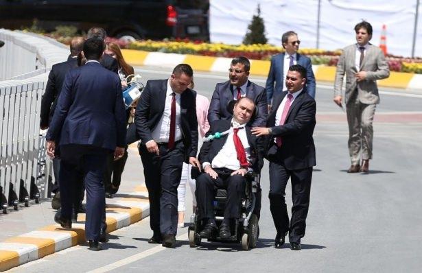 Sümeyye Erdoğan ve Selçuk Bayraktar'ın düğününden ilk kareler 22