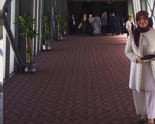 Sümeyye Erdoğan ve Selçuk Bayraktar'ın düğününden ilk kareler 3