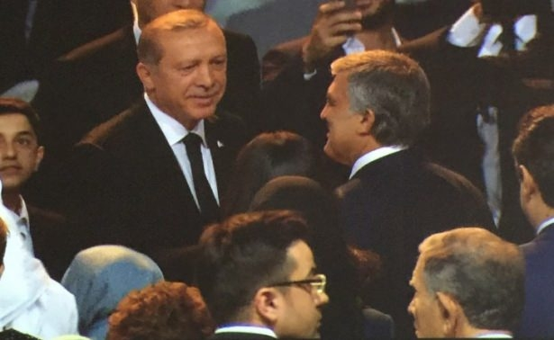 Sümeyye Erdoğan ve Selçuk Bayraktar'ın düğününden ilk kareler 8