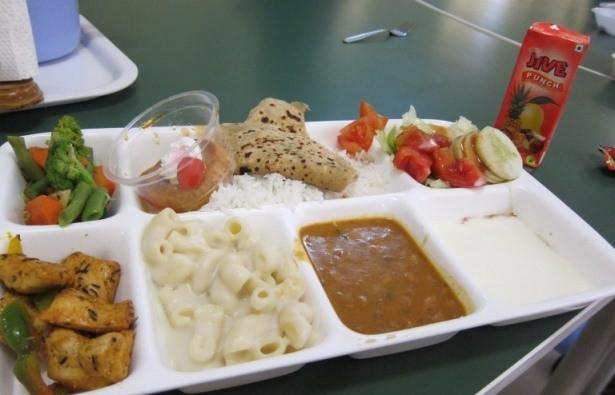 İşte ülkelere göre okullarda sunulan yemekler! 3