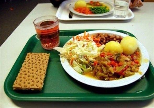 İşte ülkelere göre okullarda sunulan yemekler! 9