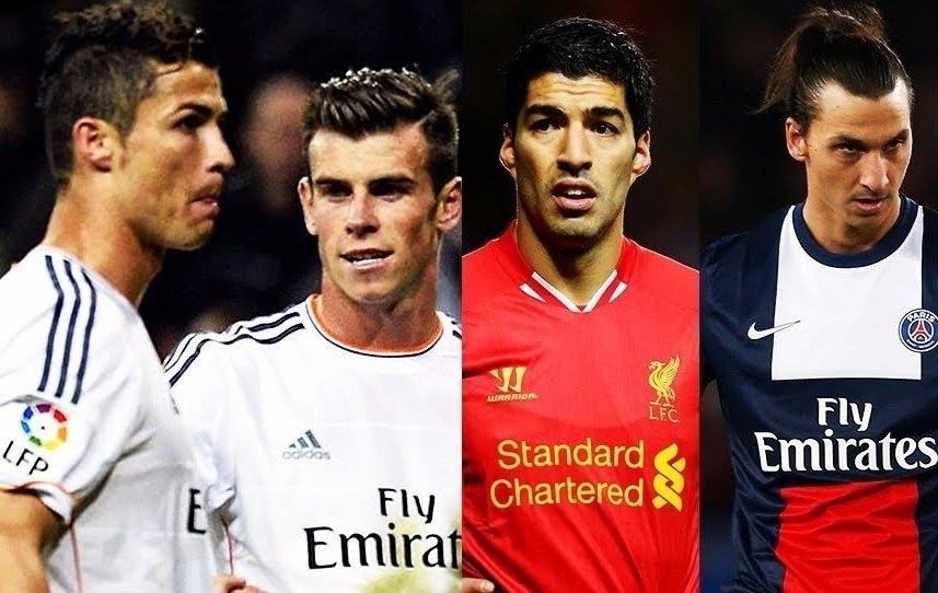 En çok transfer parası ödenen futbolcular 1