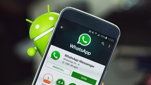WhatsApp'ta görüntülü konuşma dönemi 4