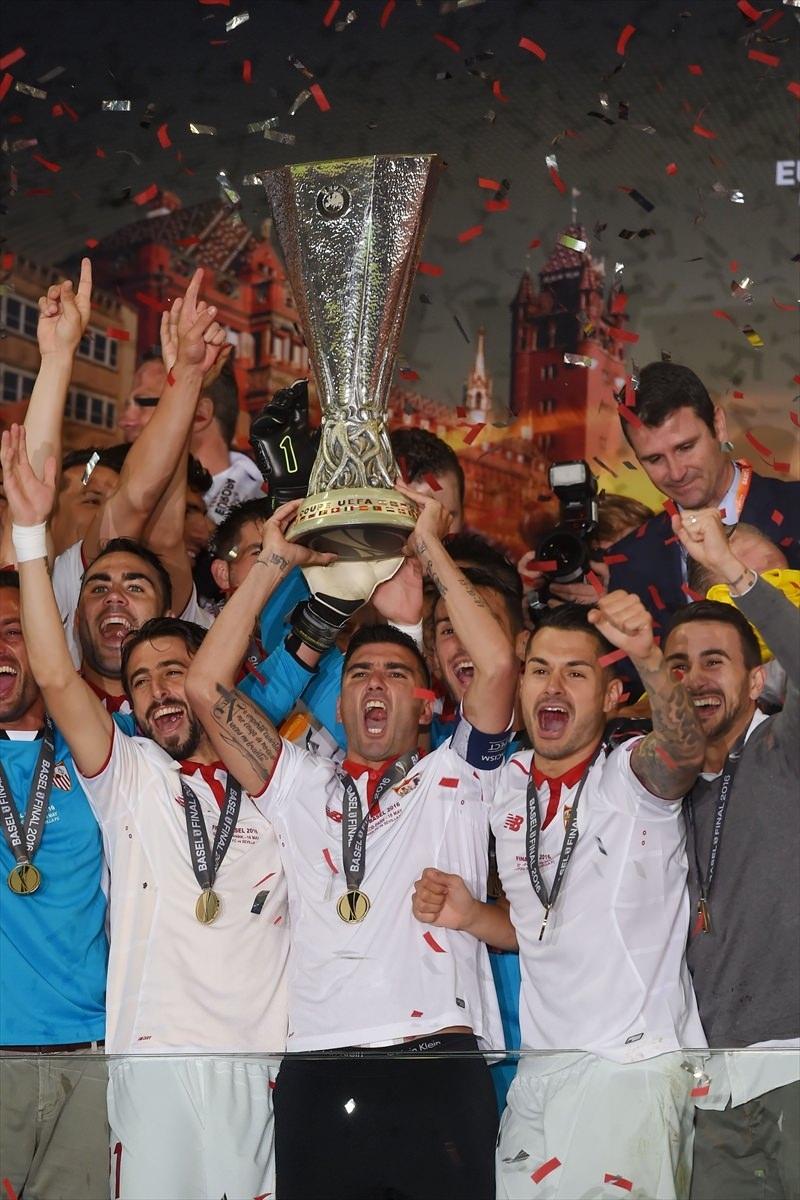 Avrupa'nın en büyüğü: Sevilla 35