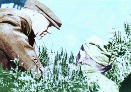 Görmediğiniz kareleriyle 'Atatürk' 111