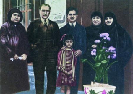 Görmediğiniz kareleriyle 'Atatürk' 116