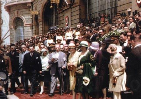 Görmediğiniz kareleriyle 'Atatürk' 130