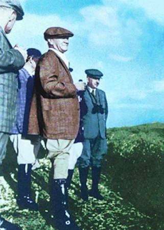 Görmediğiniz kareleriyle 'Atatürk' 138