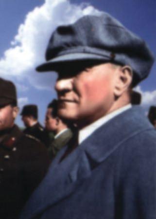 Görmediğiniz kareleriyle 'Atatürk' 149