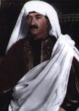Görmediğiniz kareleriyle 'Atatürk' 154