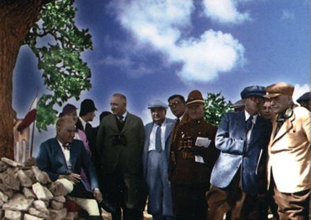 Görmediğiniz kareleriyle 'Atatürk' 161