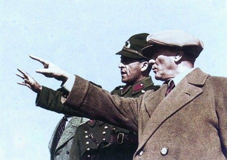 Görmediğiniz kareleriyle 'Atatürk' 195
