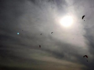 'Silivride görünen UFO'yu Fethiye'de fotoğrafladık'