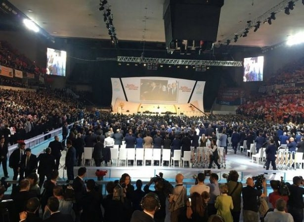 AK Parti 2. Olağanüstü Büyük Kongresi 18
