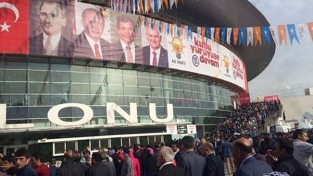AK Parti 2. Olağanüstü Büyük Kongresi 25
