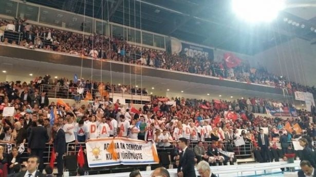 AK Parti 2. Olağanüstü Büyük Kongresi 29