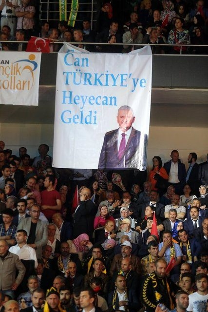 AK Parti 2. Olağanüstü Büyük Kongresi 41