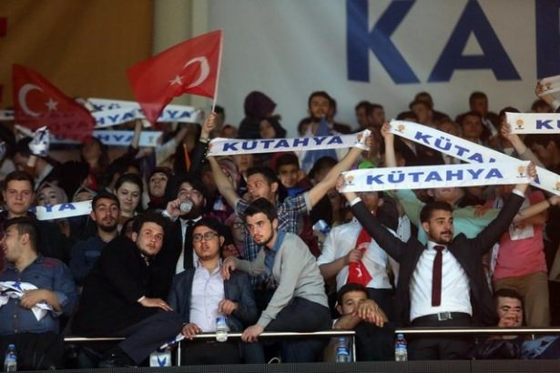AK Parti 2. Olağanüstü Büyük Kongresi 50